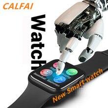 2020 New Smart watch IWO 16  watch Series 5 size 1:1 smartwatch  Sport Watch with Siri ECG Protector case PK iwo 12 13 14 часы iwo smart watch iwo 11