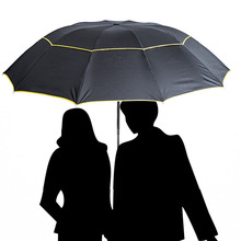 New big top quality umbrella male and female outdoor rainproof windproof large sunscreen umbrella free shipping c folding direction umbrella double inverted c holding bracket male and female rainproof windproof rolling direction umbrella