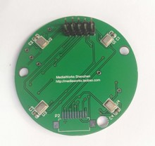 PDM Digital Silicon Wheat Circle Array Board MEMS PDM-MIC ARRAY сумка guess hwvg63 37230 pdm