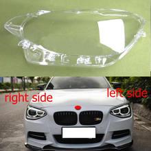 For 2012 2013 2014 BMW 1 Series F20 116i 118i 120i Headlamp Cover Headlight Glass Lampshade Headlight Shell Lens Lamp Cover Lens