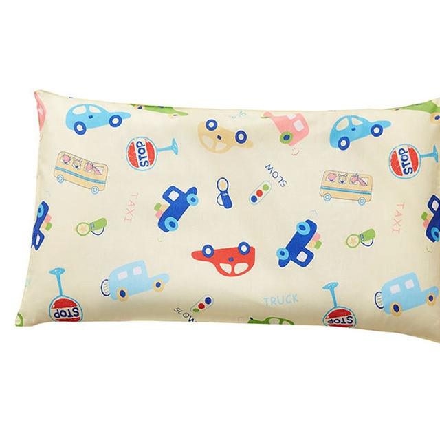 Kids Cartoon Printed Cotton Pillow 4
