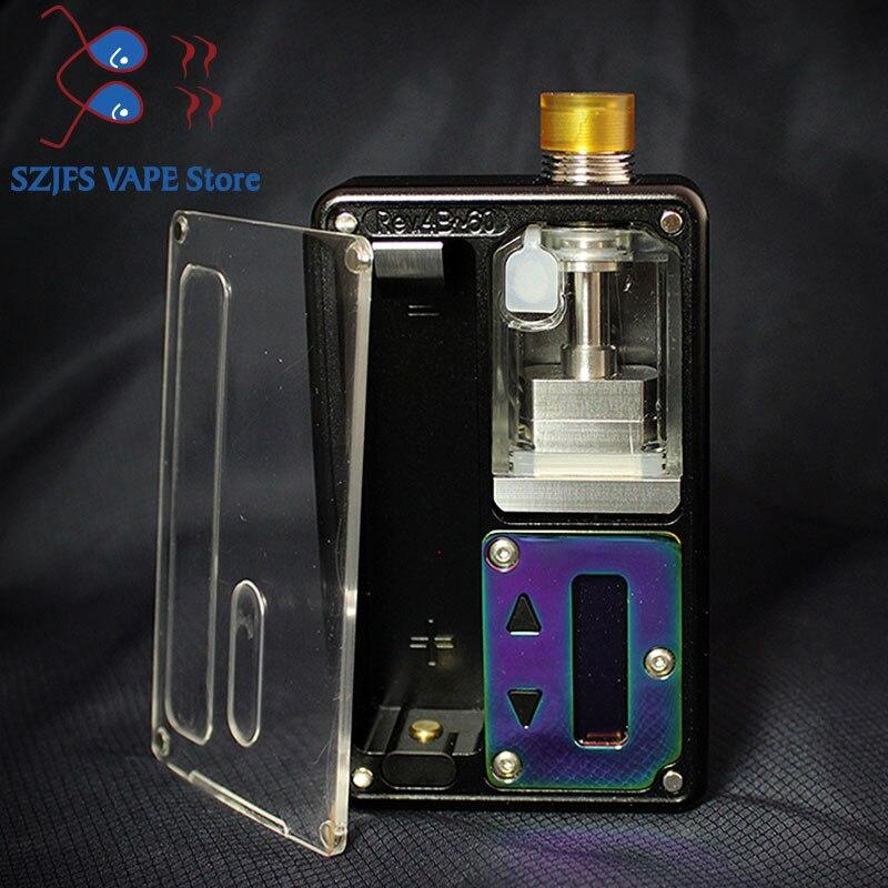 SXK VapeSnail Box Vapeshell Exocet Insider For Billet Box And Boro Compatible AIOs Vape Accessories Vs  Billet Box V4 BB Box Mod