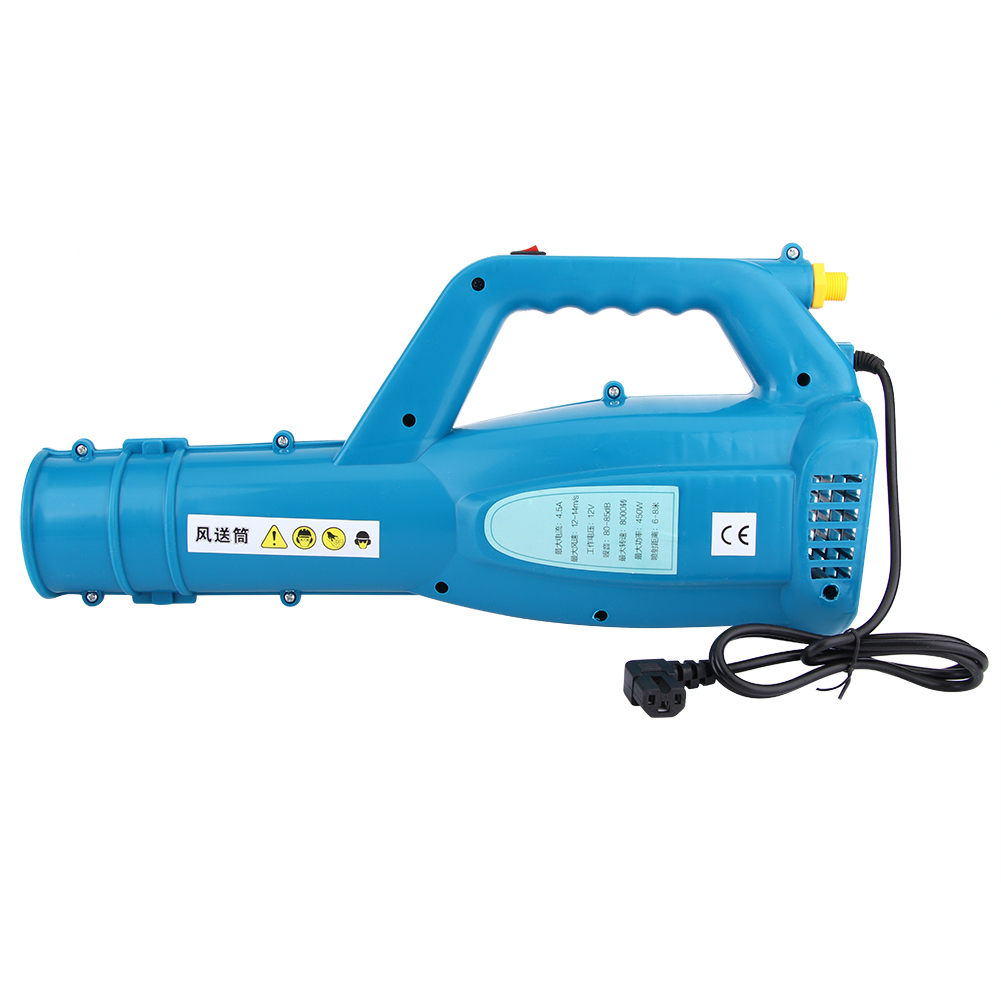 Portable Handheld Agricultural Electric Pesticide Insecticide Sprayer Blower Garden Pest Control Tool Blow Dust Computer Blower