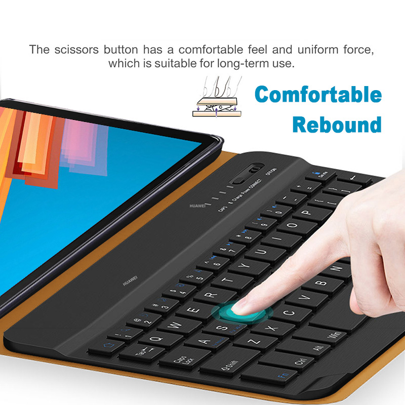 Tablet Accessories Bluetooth Keyboard Tablets Case For Teclast 10 1 Protective Cover Wireless PU Leather