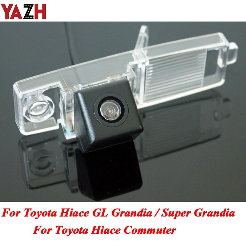 YAZH Автомобильная камера заднего вида HD CCD заднего вида парковочная камера для Toyota Hiace GL Grandia Super Grandia Hiace Commuter