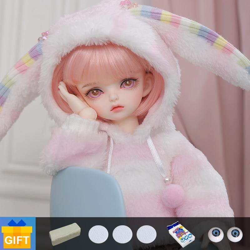 Nato Doll 1/6 BJD Girls Boys YOSD Ball Jointed Doll Resin Toys for Kids Anime Figures Gift For Girlfriend Birthday