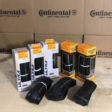 Continental dobrável pneus de estrada bicicleta 700x2 5c/23c/28c grande esporte extra/corrida ultra esporte 3 grande esporte extra