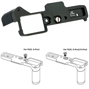 Image 2 - JJC กล้องโลหะ Hand Grip L Bracket สำหรับ Fujifilm X Pro3 X Pro2 X Pro1 แทนที่ Fujifilm MHG XPRO3 MHG XPRO2 MHG XPRO1