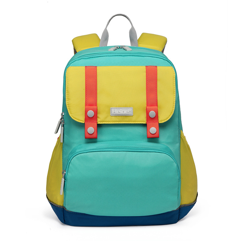 Fashion New Style Schoolbag For Elementary School Students 1-3-4-6 Grade Burden Relieving Spine-Children Backpack Waterproof Wea
