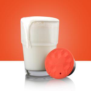 Refillable Milk-Capsule-Pod Dolce Gusto Stainless-Steel Nescafe MILK-FOAM-FILTERS Icafilas