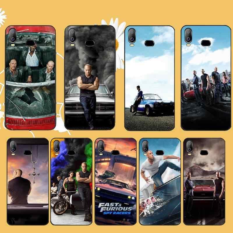 NBDRUICAI Fast & Furious Coque Shell Phone Case For Samsung A10 A20 A30 A40 A50 A70 A71 A51 A6 A8 2018