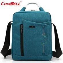 Cool Bell Brand Casual Fashion Bag for iPad Mini Men Women Tablet Bag 8,12.4 inc