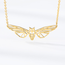 Lover's Hollow Butterfly Pendant Necklace Stainless Steel Necklace For Women Man Gold And Silver Color Engagement Jewelry Gifts graceful butterfly hollow out pendant necklace for women
