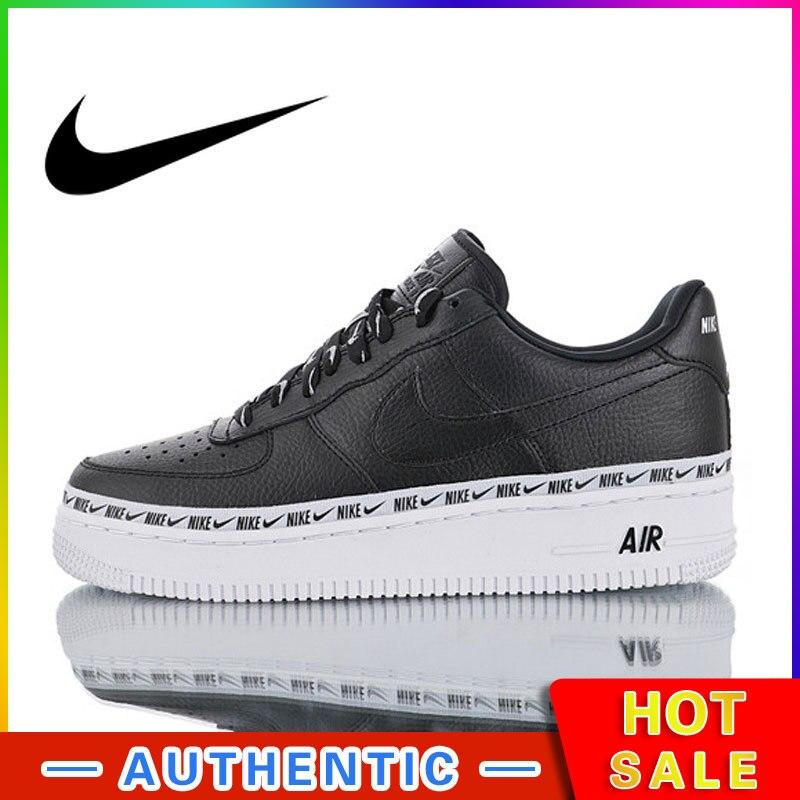 US $80.0 20% OFF|Original Official Nike Air Force 1 '07 SE Premium men's Skateboarding Shoes Sports Outdoor Footwear Jogging Walking AH6827 002 in