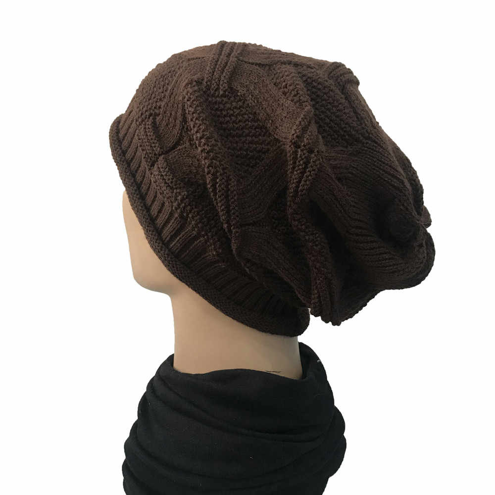 Neue Frauen Casual Outdoor Gestrickte Hüte Häkeln Stricken Hip-hop Kappe Woll Kappen hohe qualität