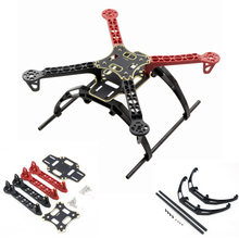 FPV F330 Drone Frame Airframe Flame Wheel kit with Landing Gear 330mm for KK MK MWC 4 axle RC Quadcopter Heli Multi-Rotor