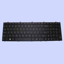 Novo teclado portátil com eua/jp layout padrão para hasee k590s K660E-I7 d1 d2 d3 d4 com retroiluminado