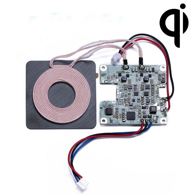 Mobile Phone Wireless Charging Module Solution PCBA IDT DIY GM Car Modification