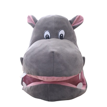 Props-Accessories Plush-Head Cosplay-Cap Hippo-Hat Toy Photo-Props Taiyaki Fancy Japan