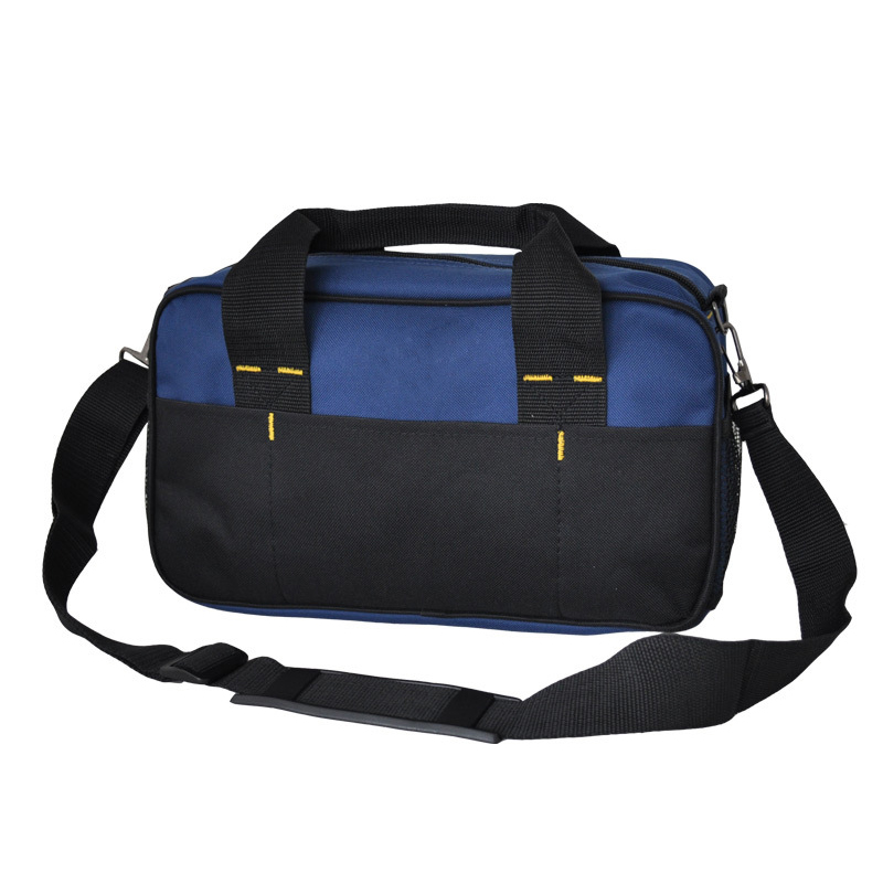 1 Pcs Tool Kit Pack Hardware Repair Kit Tool Bag Electrician Work Multifunction Durable Mechanics Oxford Cloth Bag Organizer Bag