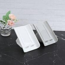 Креативный вертикальный геометрический держатель мыла для ванной