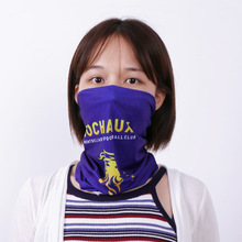 цена на Scarf Face Cover Fashionable High Breathable Neckerchief Face Cover For Men And Women