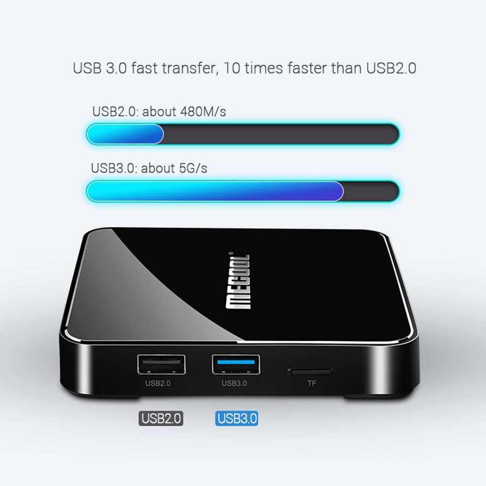 KM3 أندرويد 9.0 مربع التلفزيون الذكية واي فاي بلوتوث شبكة فك التشفير 4GB 64GB 128GB Amlogic S905X2 4K 5G ثنائي واي فاي BT4.0