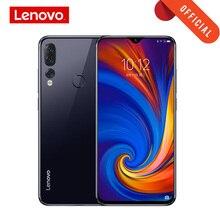 Global Version Phone Lenovo Z5S 4G/6GB 64GB/128G 6.3 Inch 2340*1080 Smartphone Rear 3 Cameras Cellphone Snapdragon 710 Octa Core