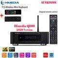 Смарт-ТВ-приставка Himedia Q100  4K  HDR  2 ГБ  16 ГБ  Android 7 0  Поддержка Dolby DTS  светодиодный дисплей  3 5