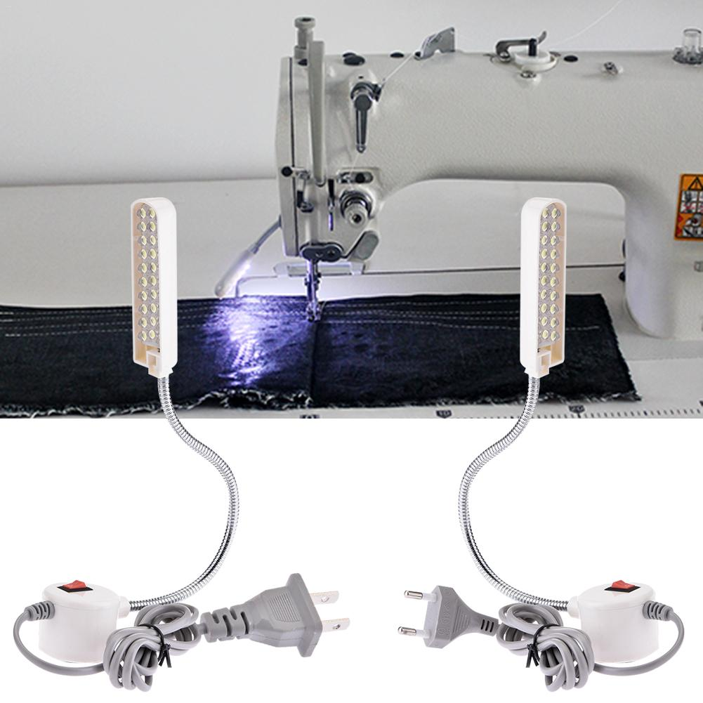 Sewing Machine Led Clothing Lights Lighting Work Lights Energy-Saving Lamps With Magnets Industrial Lights 30Led