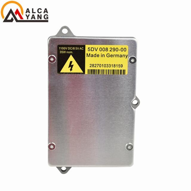 Malcayang 5DV 008 290 00 5DV00829000 5DV008290 00 & 5DD 008 319 50 4E0941471 For Xenon Headlight Ballast D2S D2R