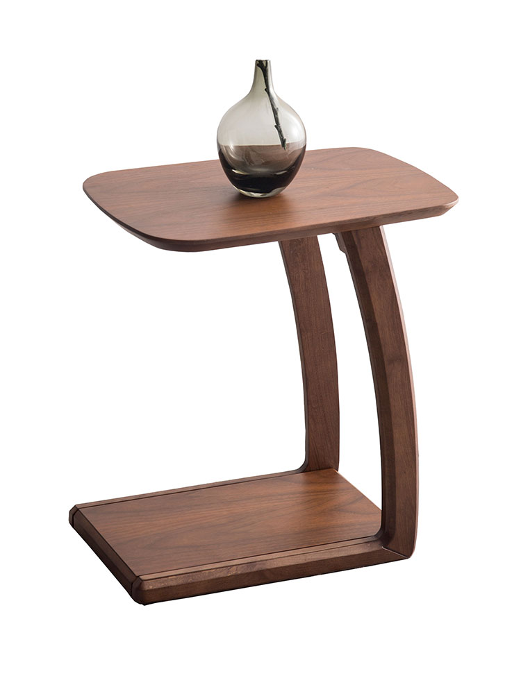 All Solid Wood Side Sofa Corner Several Removable Mini Coffee Table Simple Modern Small Table Bedroom Bedside Table