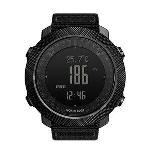 Image 5 - 북쪽 가장자리 아파치 남자 스포츠 디지털 스마트 시계 방수 50M 고도계 기압계 나침반 피트니스 트래커 디지털 시계