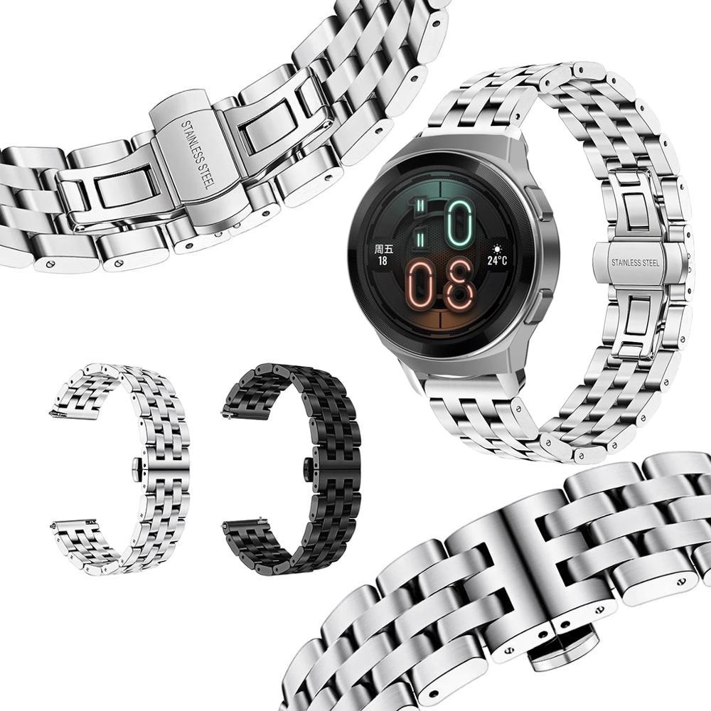 Купить ремешок для fossil gen 4 q venture hr / 3 smartwatch 18 мм металлический
