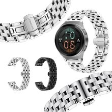 Ремешок для fossil gen 4 q venture hr / 3 smartwatch 18 мм металлический