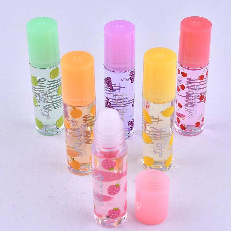 Cute Flowers Liquid lip oil