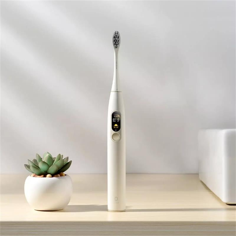 Sonic Electric Toothbrush Rechargeable Waterproof Ultrasonic Adult Tooth Brush Healthy Best Gift image