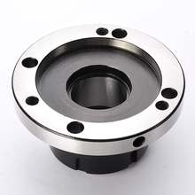 Lathe-Tool Collet Chuck Bearing-Steel ER40 Compact 100mm CNC Tolerance