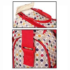 Image 5 - Set 5 kits Mom bag for Baby Bottle Maternal Pocket Bag /Handbag for baby carriage trolley feeding bottle food mattress honeycomb