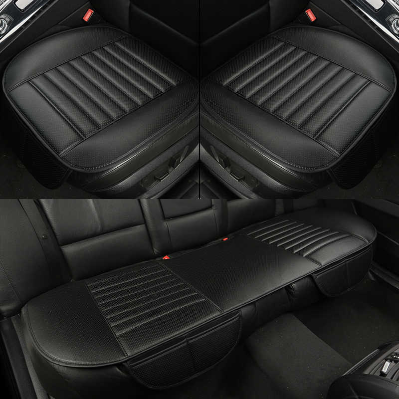 WLMWL Universal Leather Car seat cushion for Opel Astra g h Antara Vectra b c zafira a b all models car styling accessories