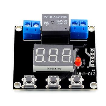 Timer Countdown Switch Module 0-999 Minutes Setting Range Delay Board dkj y 60 minutes 15a delay timer switch for electronic microwave pressure oven cooker