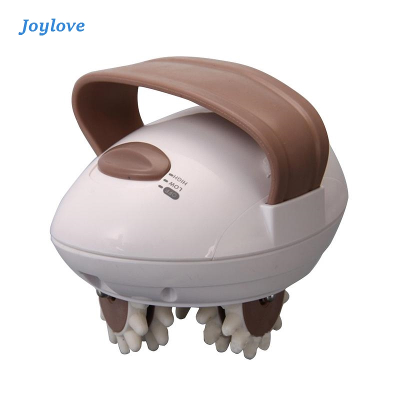 JOYLOVE 3D Electric Full Body Slimming Massager Roller Cellulite Massaging Smarter Device Weight Loss Fat Burning Relieve