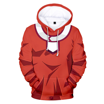 Yugioh Character Uniform Hoodies Men 3D Hooded Sweatshirt Women O-neck Casual Hoodie 3D Print Sweatshirt Youth Harajuku Pullover artka 2019 autumn new women sweatshirt 100% cotton fashion print hoodie sweatshirt o neck pullover casual hoodies women va10399q