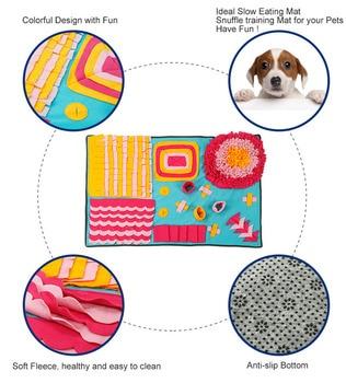 Dog Puzzle Interactive Training Mat 3