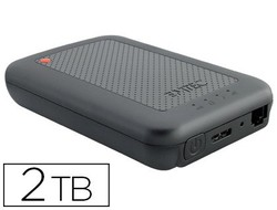 Жесткий EMTEC 2,5 внешний wifi HDD P700 2 ТБ USB 30