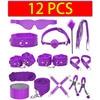 12 PCS Purple