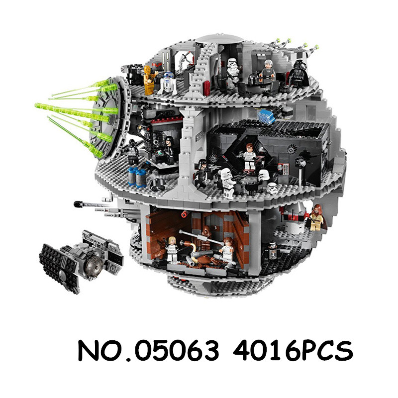 Image 5 - 75212 05028 Force Waken UCS super death star figure wars Destroyer Building Blocks Star Plan 10221 10030 Christmas Bricks Toy-in Blocks from Toys & Hobbies