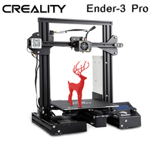 Creality 3D Ender 3 פרו/אנדר 3 3D מדפסת גבוהה דיוק DIY ערכת עצמי להרכיב עם לחדש הדפסה פונקצית להוסיף 1KG נימה