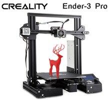 Creality 3D Ender 3 Pro/Ender 3 3D 프린터 고정밀 DIY 키트 이력서 인쇄 기능이있는 자체 조립 1KG 필라멘트 추가