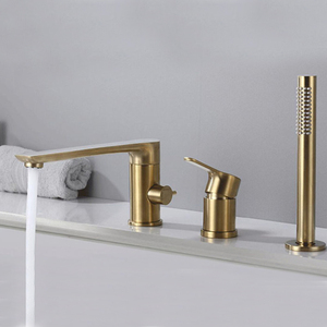 bathtub faucets waterfall fauc